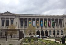 Events at Free Library on the Parkway / Events at the Free Library on the Parkway create a story of their own. The historic building has a new modern Skyline Room overlooking the city of Philadelphia and a Culinary Literacy Center to host your upcoming events.