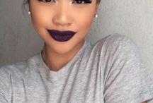 hella dark lips