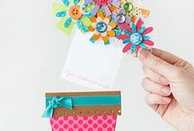 Cards to make! / by Holly Scheer