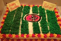 49ers Cakes
