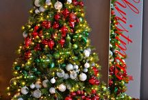 Christmas decorations / by Victoria Egerer