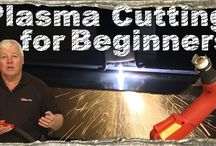 Plasma cutting instructions