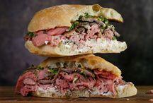 Yummy sandwich's!