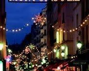 Paris at the Holidays
