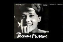 Jeanne MOREAU ... la chanteuse.