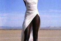 Donkere vrouwen
