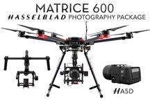 DJI Matrice 600 Hasselblad A5D / dji matrice drone