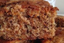 Havuçlu elmalı kekler