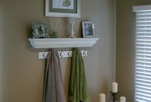 Bathroom Ideas / by Ashley Dube'