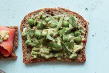 Avocado / These delicious recipes include gooey cheese-topped guacamole and chilled avocado soup with crab.