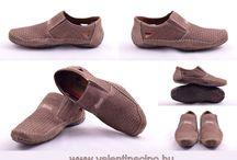 """Rieker Férfi cipők / A Rieker kollekciói minden korosztály által keresett, hétköznapi viseletre szolgáló modellekből állnak. Ami igazán különleges bennük, az a kényelem. A folyamatos fejlesztések eredményeként a cég által gyártott cipők mindegyike rendelkezik az úgynevezett """"ANTISTRESS"""" tulajdonságokkal.   http://www.valentinacipo.hu/"""