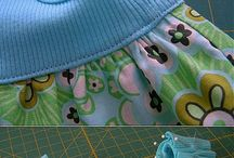 Upcycling - creating new clothes