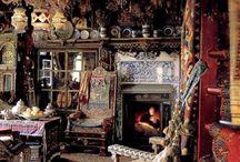 The Field Researchers - Bohemian Interior Design