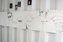 exponiert / projekte, ausstellungen, bildinstallationen