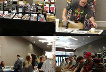 Atlanta Comic Convention March 2018
