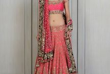 Indian Reception Gowns / Confused on what to wear on your special day...come have a look in here