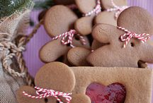 gingerbread))) / by Antonina Listochek