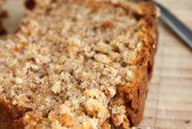 Apfel Nuss / Kuchen