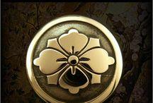 symboles et tsuba