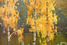 Деревья (Живопись\Рисунок)