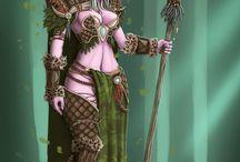 elves druid
