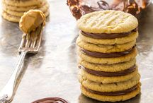 Cookies / @PattySaveurs - All kinds of cookie recipes from around the world (so many..) that I would like to try, or recipes I have done and shared already...