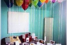Birthday party ideas / by Blenda Riddick