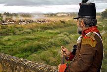 La Batalla de la Albuera, Badajoz (Extremadura) / Un 16 de mayo de 1811 tuvo lugar en La Albuera una de las batallas más famosas de la Guerra de la Independencia.