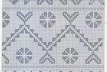 Орнаменты для вязания