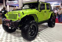 Jeep Wrangler Designs / Various custom jeep wranglers.  Perfect to view homes in North Idaho with www.CDAbyTIM.com