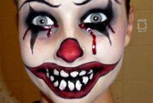 Idée maquillage halloween