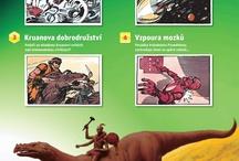 ComiCZ (komix) / by Jiří Vlasák