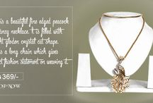 Fashion Jewellery / latest fashion jewellery items at an unbelievably lowest price