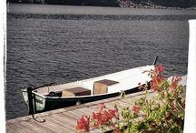 Boat by lake Como #riraccontoillagodicomo