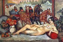 Russa arte Novecento