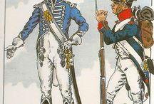 napoleonic soldater
