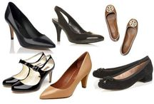 Women's Shoes / Dress professionally from head to TOE / by UC Davis Internship and Career Center