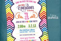 Premier Anniversaire... / Inspiration for 1st Birthday Party / by Sara