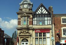Sutton Coldfield High Street Conservation Area / The High Street Conservation Area is located slightly to the North of the main shopping district in Sutton Coldfield and covers a region spanning 16.95 hectares (41.87 acres).