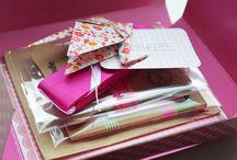 Pretty paper / prachtig papier / Lovely paper craft from everywhere Allerlei moois van papier