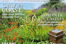 The English Garden 2017 / The front covers of The English Garden magazine