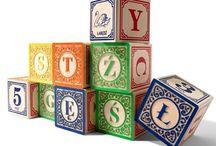 Zabawki Drewniane / Piękne, edukacyjne, ekologiczne, na pokolenia - Drewniane Klocki Uncle Goose... i nie tylko.