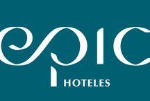 Epic Hoteles / Bajo el concepto de vivir nuevas experiencias, nace en San Luis EPIC HOTELES,la primer cadena de la Región de Cuyo. De categoría 4 y 5 estrellas Epic Hotel San Luis, Epic Hotel Villa Mercedes y proximamente Epic Hotel Villa de Merlo, proponen disfrutar de estadías agradables, sea su viaje por negocios o placer.
