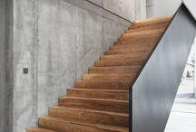 Treppen / Parkettarbeiten auf Treppen