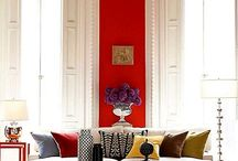 Red Room Ideas