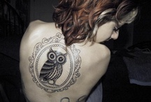 Tattoos / by Mal Sevam