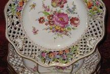 Meissen Dresden porcelain