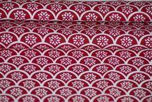 Handprinted Fabric
