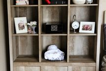 Store it / We like the way this storage piece thinks!  / by Sauder Furniture