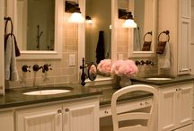 Bathroom Ideas / by Cindy Dunn